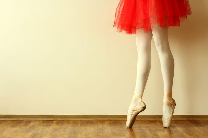 Ballerina sulle punte danzashop