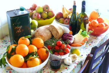Immagine dieta mediterranea danzashop