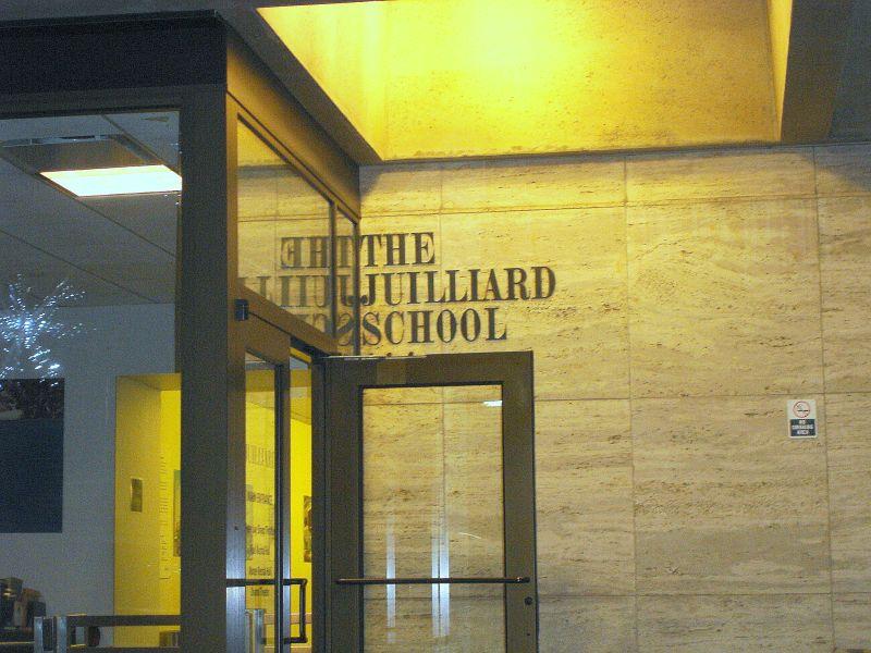 Juilliard_School Migliori scuole di danza di New York danzashop