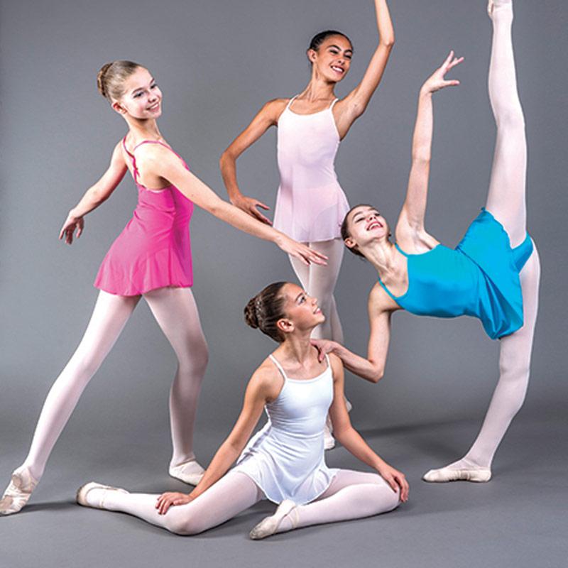 Body e accademiche per la danza classica
