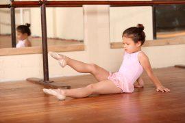Ballerina bambina a che età iniziare