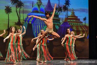 Costumi spettacolo danza danzashop