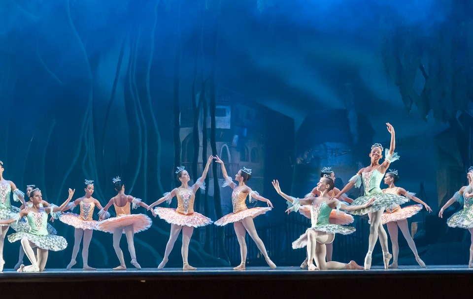 ballerina accademia nazionale di danza roma