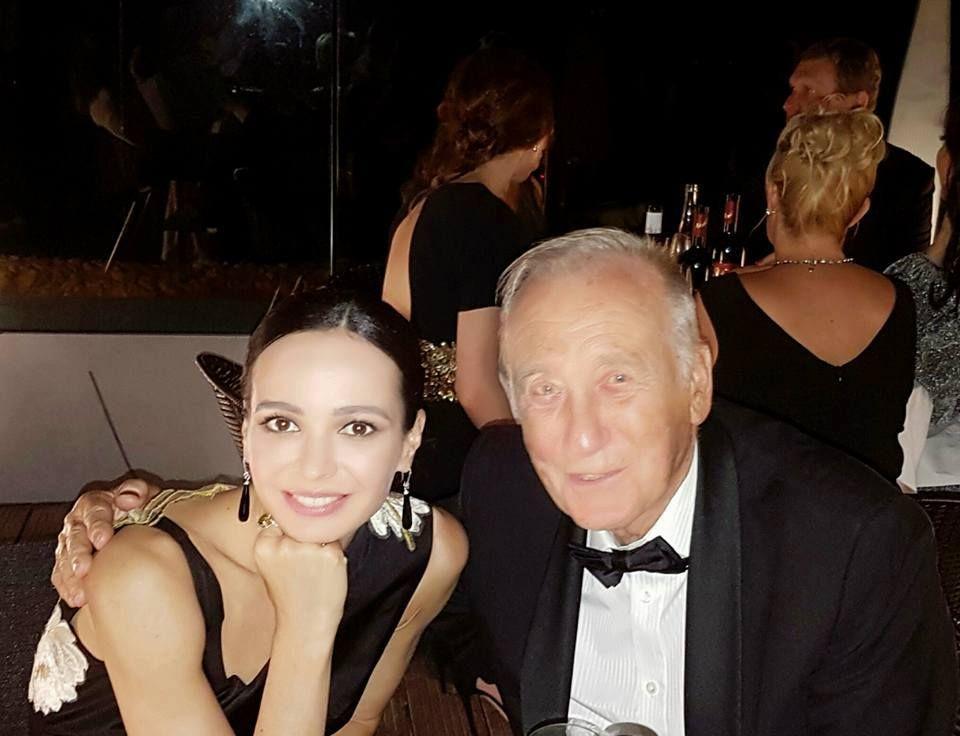 Diana Vishneva e Rodio Konstantinovic