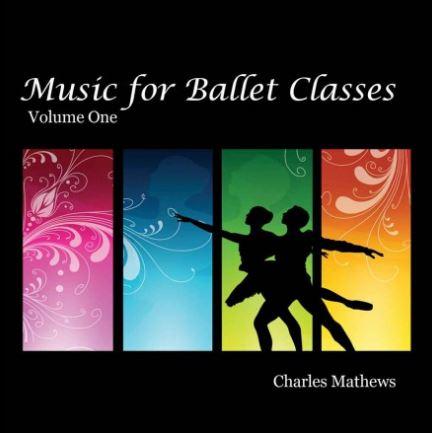 Musiche per lezioni di danza classica by Charles Mathews